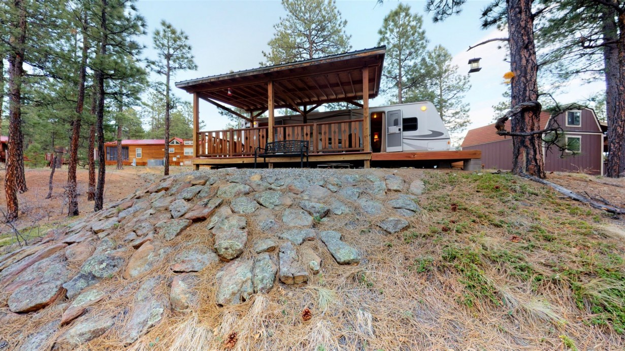 75 Clubhouse Dr. (Lot 30 Phase II) - Pendaries RV Park